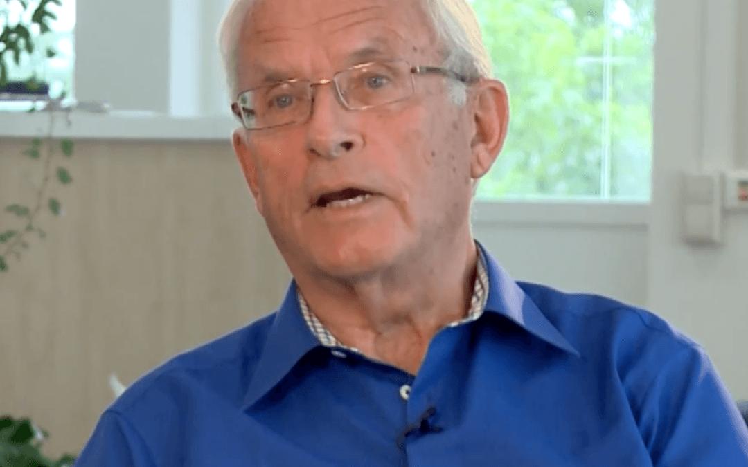 5 jaar Voorzitter van de Bijniervereniging NVACP